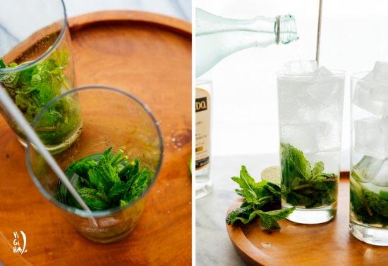 طرز تهیه موهیتو نعناع کلاسیک؛ نوشیدنی فوق العاده تابستانی