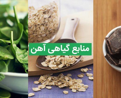 21 منبع گیاهی سرشار از آهن