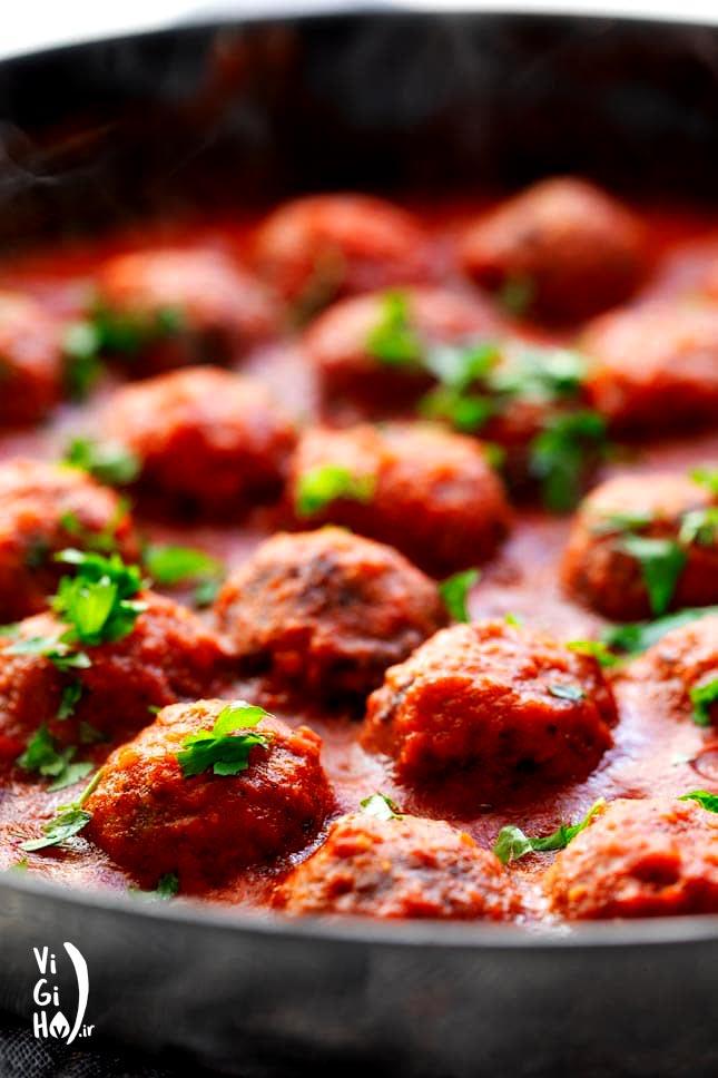 روش پخت کوفته قلقلی گیاهی (بدون گوشت و وگان)