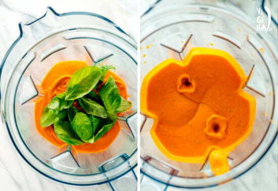 طرز تهیه سوپ گوجه فرنگی کلاسیک