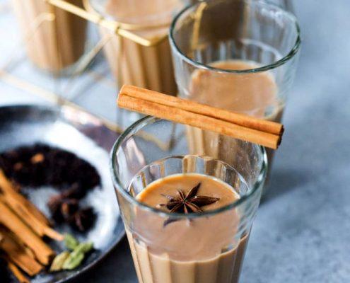 طرز تهیه چای ماسالا هندی