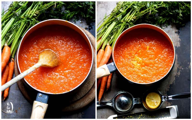 طرز تهیه مربای هویج خوشمزه و راحت