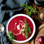 دستور تهیه سوپ لبوی خوشمزه