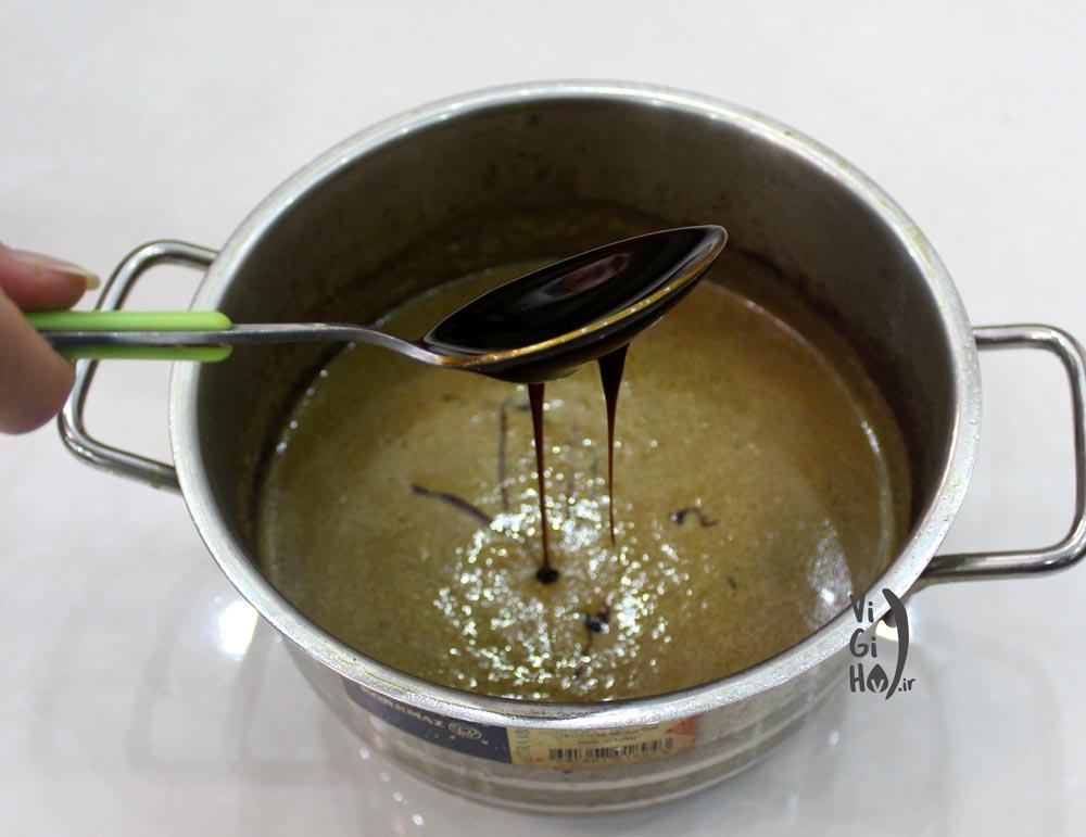 طرز تهیه خورش فسنجان با بادمجان؛ خورش شش انداز