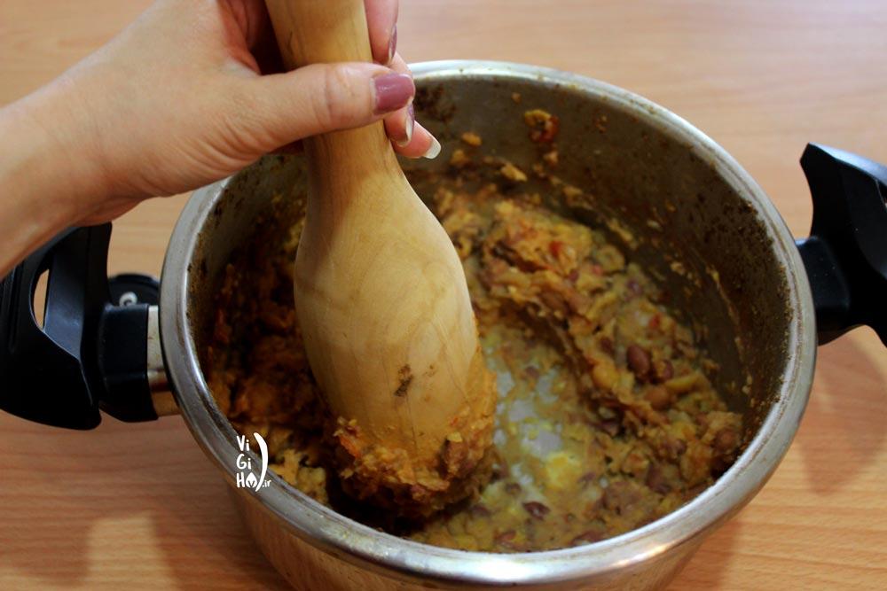 دستور پخت دیزی گیاهی و بدون گوشت